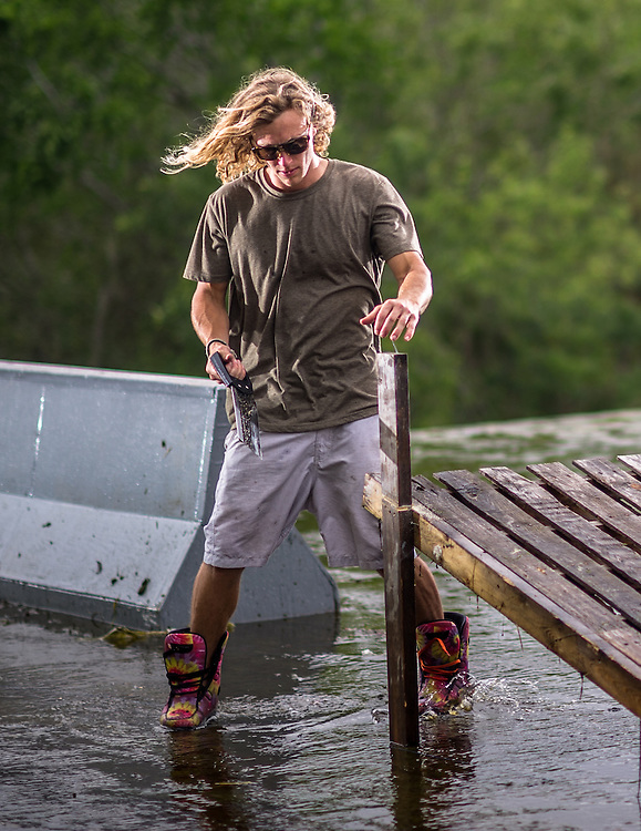 Chris Abadie of Shredtown shot for Alliance Wakeboarding Magazine in Orlando, Florida.