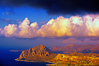Capo S. Vito, Sicily, Italy