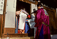KR251 Weddings in South Korea, Marriage traditionnel en Coree du Sud