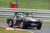 #421 S CHAPLIN / A CHAPLIN MG Midget  during CSCC Adams & Page Swinging Sixties Series  as part of the CSCC Oulton Park Cheshire Challenge Race Meeting at Oulton Park, Little Budworth, Cheshire, United Kingdom. June 02 2018. World Copyright Peter Taylor/PSP.