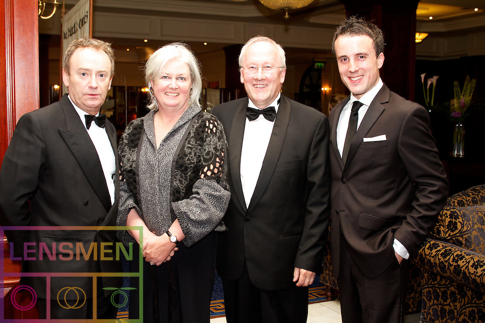Mr. Michael Ronayne, Ireland-U.S. Counci<br /> Mrs. Mary	Jordan, Tennentl<br /> Mr. Padraic Jordan, Tennent<br /> Mr. Michael Harte