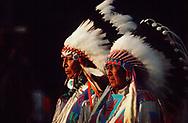 Two Chief, Blackfeet, M0ontana /1986