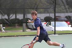 Men's Tennis Semi-Finals