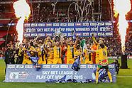 Southend United v Wycombe Wanderers 230515