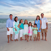 Smith-Bailey Family Beach Photos