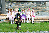 21/08/2016 Repro free:    Megan O Rourke, Ava Mitchell, Olwyn Conroy, Lily King , Tess Kavanagh ,&nbsp;Molly O&rsquo;Rourke and  William  Kavanagh , &nbsp;at the launch of Ireland&rsquo;s Longest Running Arts Festival who announced a stellar line up.<br /> <br /> Hermitage Green, The Kilfenora Ceili Band, Paddy Cole, Phil Coulter and Johnny McEvoy are among the many names who will be taking part in the 39th Clifden Arts Festival, which runs from September 15th - 25th. This festival features over 200 diverse, eclectic events with an exciting programme filled to the brim with literature, theatre, music events, workshops, comedy and visual art spectacles. <br />   Photo:Andrew Downes, XPOSURE