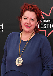 Edinburgh International Film Festival, Thursday 22nd June 2017<br /> <br /> Juror's photocall<br /> <br /> Marina Richter<br /> <br /> (c) Alex Todd | Edinburgh Elite media