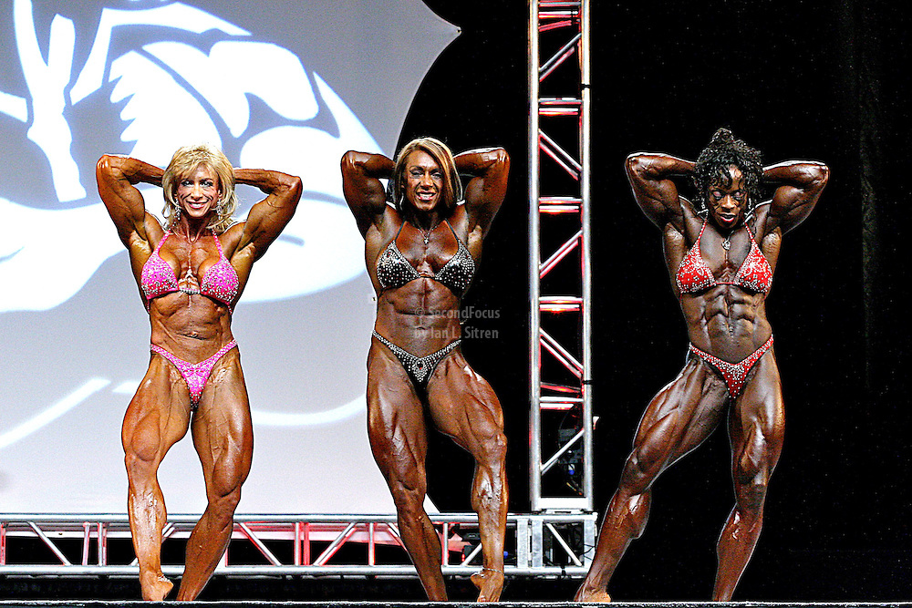 Olympia 2007 Women's Bodybuilding Finals