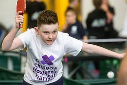 REON MCSHERRY 12 NORTH BERWICK. Westfield Health British Transplant Games North Lanarkshire 2017.