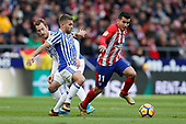 FOOTBALL - SPANISH CHAMP - ATLETICO MADRID v REAL SOCIEDAD 021217