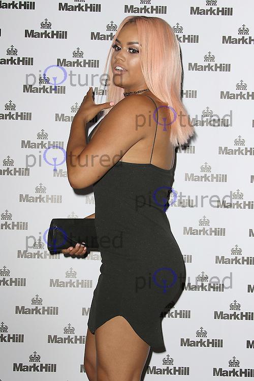Lateysha Grace, Mark Hill - Pick 'N' Mix Party, The Ice Tank, London UK, 27 July 2016, Photo by Brett D. Cove