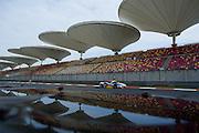 29th October - 1st November 2015. World Endurance Championship. 6 Hours of Shanghai.  Shanghai International Circuit, China. #71 AF CORSE Ferrari 458, Davide RIGON, James CALADO, Olivier BERETTA