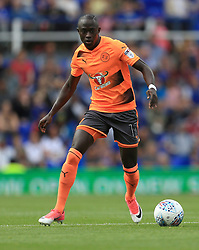 Modou Barrow of Reading - Mandatory by-line: Paul Roberts/JMP - 26/08/2017 - FOOTBALL - St Andrew's Stadium - Birmingham, England - Birmingham City v Reading - Sky Bet Championship