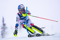 11.02.2019, Aare, SWE, FIS Weltmeisterschaften Ski Alpin, alpine Kombination, Herren, Slalom, im Bild Alexis Pinturault (FRA, Weltmeister und Goldmedaillengewinner) // World champion and gold medalist Alexis Pinturault of France during the Slalom competition of the men's alpine combination for the FIS Ski World Championships 2019. Aare, Sweden on 2019/02/11. EXPA Pictures © 2019, PhotoCredit: EXPA/ Johann Groder