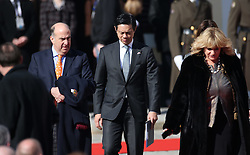 15.02.2015, Zagreb, CRO, Kolinda Gabar, Einweihungsfeier der neuen kroatischen Präsidentin Kolinda Grabar, im Bild Kenneth Merten // during inauguration ceremony of new Croatian President Kolinda Grabar in Zagreb, Croatia on 2015/02/15. EXPA Pictures © 2015, PhotoCredit: EXPA/ Pixsell/ Igor Kralj<br /> <br /> *****ATTENTION - for AUT, SLO, SUI, SWE, ITA, FRA only*****