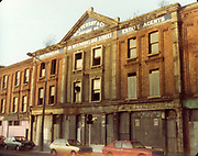 Old Dublin Armature Photos December 1983 WITH, Ellis Quay, Sarsfield Quay, Queen St, Old Ware House, Battersby and Co Established 1815, 39 Westmoreland St, Auctioneers, Estate Agents,