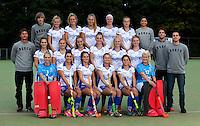 UTRECHT ,   Teamfoto.  KAMPONG Dames I, seizoen 2015-2016. copyright Koen Suyk