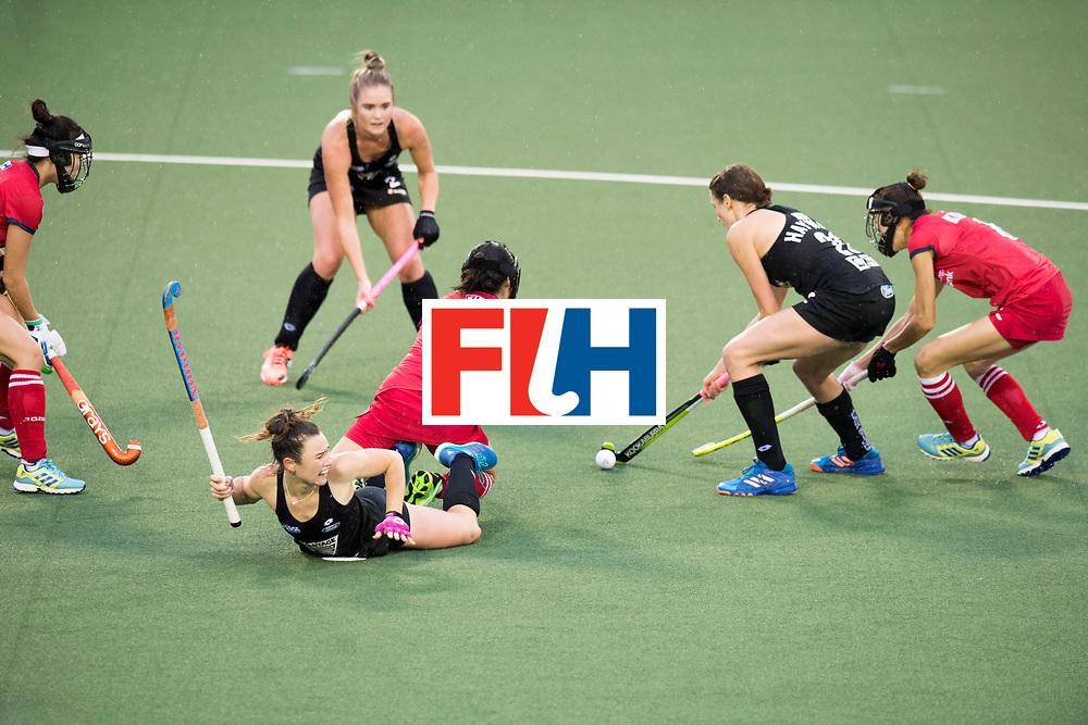 AUCKLAND - Sentinel Hockey World League final women<br /> Match id 10295<br /> 05 New Zealand  v Korea<br /> Foto: Pippa Hayward <br /> WORLDSPORTPICS COPYRIGHT FRANK UIJLENBROEK
