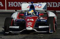 Mike Conway, Honda Indy Toronto, Streets of Toronto, Toronto, Ontario Canada 07/08/12