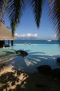 Tahiti Beachcomber Hotel, Island of Tahiti, French Polynesia<br />