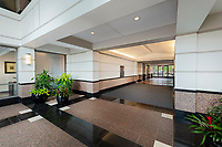 Interior image of Dulles Tech Center 1 Office Building in Chantilly Virginia by Jeffrey Sauers of Commercial Photographics, Architectural Photo and Video Artistry