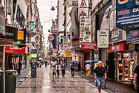 Calle Lavalle, San Nicolas, Buenos Aires