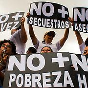 CONCENTRATION NO MORE CHAVEZ - VENEZUELA / CONCENTRACION NO MAS CHAVEZ - VENEZUELA