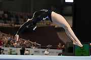 Estella Matthewson in the finals, Hisense Arena, Melbourne, Australia, 24 February 2017. Copyright photo: John Cowpland / www.photosport.nz