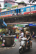 Vietnam scene