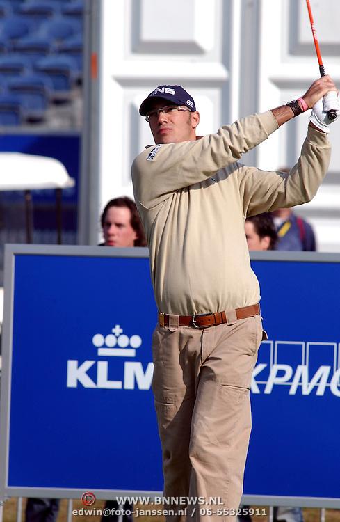 NLD/Hilversum/20050609 - Golf, KLM Open 2005, Gregory Havret