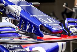 May 22, 2019 - Monte Carlo, Monaco - Motorsports: FIA Formula One World Championship 2019, Grand Prix of Monaco, .. Technical details  (Credit Image: © Hoch Zwei via ZUMA Wire)