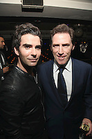 Kelly Jones and Rob Brydon