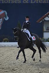 Keller Kathleen, (GER), San Royal 3<br /> Intermediare II - Louisdor-Preis<br /> Horses & Dreams meets Denmark - Hagen 2016<br /> © Hippo Foto - Stefan Lafrentz