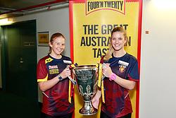 Train with the Team 2015 - July 30, 2015 - AFL:  The Gabba, Brisbane, Queensland, Australia. Credit: Pat Brunet / Event Photos Australia