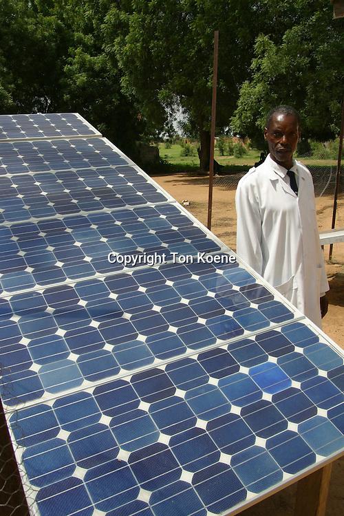 solar energy in Africa, nigeria