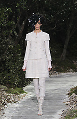 JAN 22 2013 Chanel Haute Couture Spring-Summer 2013