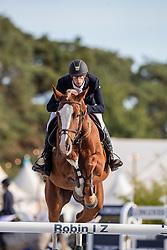 De Craene Ben, BEL, Olivia vd Bisschop<br /> FEI WBFSH Jumping World Breeding Championship for young horses Zangersheide Lanaken 2019<br /> © Hippo Foto - Dirk Caremans