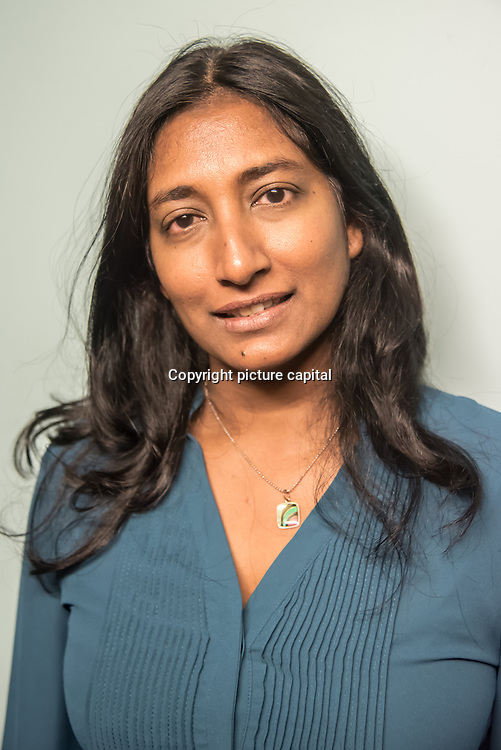 """Anjali Chandraraj Watson of The Wilderness and Wildlife Conservation Trust """"Leopards as a flagship for wildlife corridors"""" outstanding efforts to protect some of the world's most endangered animals and their habitat from Pooches, trophy hunting, medicine and food consumption. the goal for Whitley Fund for Nature is to reach the mind of the people and politicians on 26 April 2018 at Library in  London, UK."""