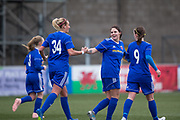 Forfar Farmington v Montrose Ladies in pre-season friendly acrion<br /> <br />  - &copy; David Young - www.davidyoungphoto.co.uk - email: davidyoungphoto@gmail.com