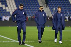November 20, 2018 - Genk, Belgium - Genk, Belgium - Tuesday November 20, 2018: The men's national teams of the United States (USA) and Italy (ITA) play in an international friendly game at Luminus Arena. (Credit Image: © John Dorton/ISIPhotos via ZUMA Wire)