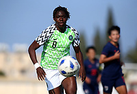 International Women's Friendly Matchs 2019 / <br /> Womens's Cyprus Cup Tournament 2019 - <br /> Nigeria v Thailand 3-0 ( Tasos Marko Stadium - Paralimni,Cyprus ) - <br /> Asisat Oshoala of Nigeria