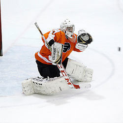Whitby, ON - Feb 11 : Ontario Junior Hockey League game action between the Whitby Fury and the Orangeville Flyers.,<br /> (Photo by Tim Bates / OJHL Images)