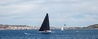 RIBELLE during the Rolex Maxi Cup 2017, Costa Smeralda, Porto Cervo Yacht Club Costa Smeralda (YCCS).