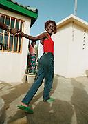 Senegalese Girls  - Podor Senegal