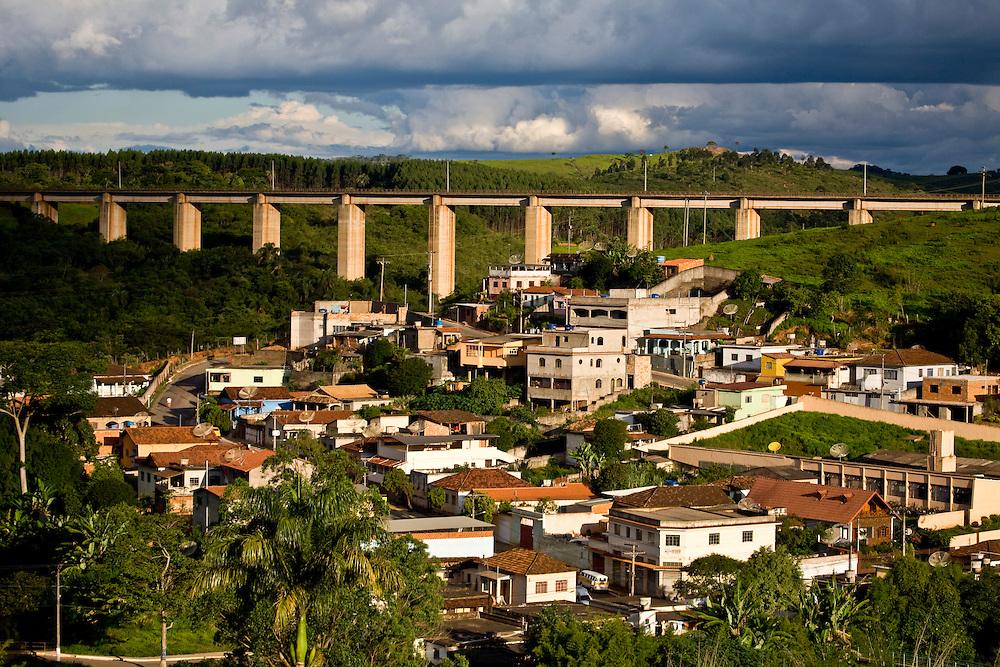 Jeceaba_MG, Brasil...Vista panoramica da area rural de Jeceaba...Panoramic view of the rural area in Jeceaba...Foto: JOAO MARCOS ROSA /  NITRO