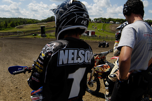 CMRC Canadian National.Shadow Valley MX.Morden, Manitoba.June 17, 2007