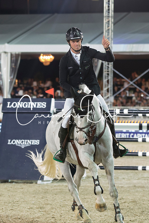 Van Paesschen Constant (BEL) - Citizenguard Toscan de St Hermelle<br /> Longines Global Champions Tour of Antwerpen 2014<br /> &Acirc;&copy; Dirk Caremans