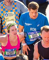 04-11-2018 USA: 2018 TCS NYC Marathon, New York<br /> Race day  TCS New York City Marathon / Rob