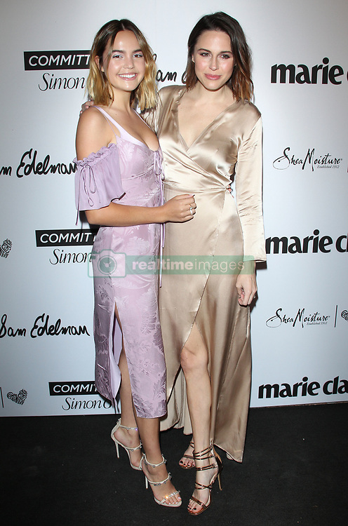 Marie Claire Fresh Faces 2018 Event - Los Angels. 27 Apr 2018 Pictured: Bailee Madison, Kaitlin Riley. Photo credit: Jaxon / MEGA TheMegaAgency.com +1 888 505 6342