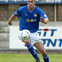 Montrose v St Johnstone....10.07.04<br />